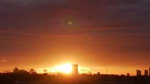 朝日のプラーナ
