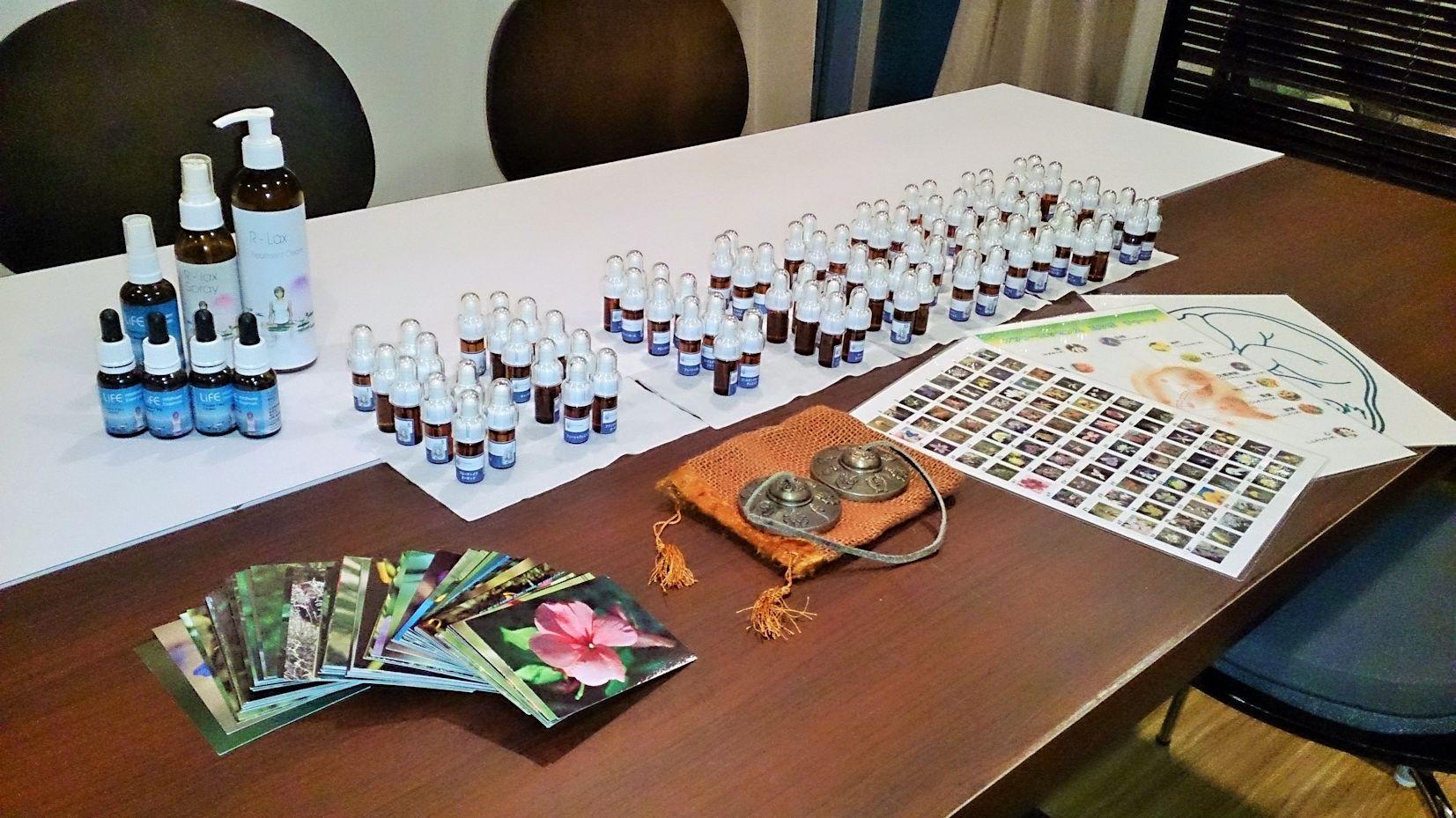 「ワイルドフラワー花カード診断 体験コース」ワークショップ開催しました!